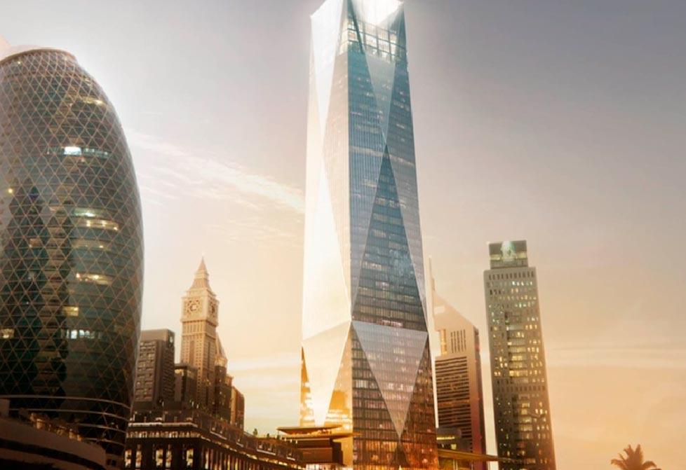 City walk – Dubai – United Arab Emirates