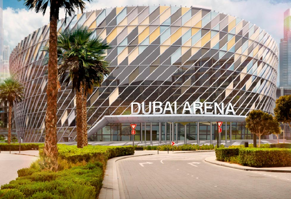 Dubai Arena – United Arab Emirates
