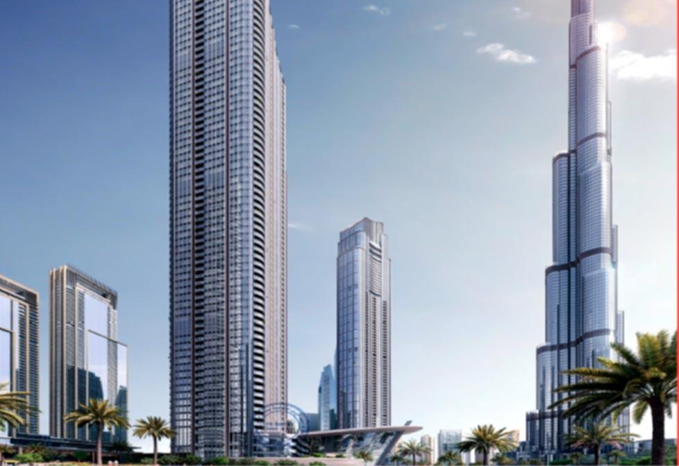 Grande B4 Residential Tower