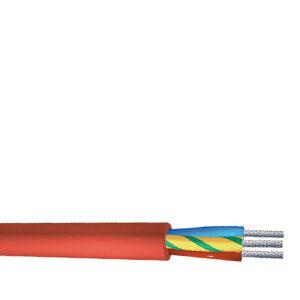 High Temperature Silicon Insulated Cables