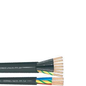 Rubber Flexible Cables